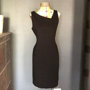 Eileen Fisher black dress Size 10